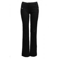 Pantalon noir classic chic.