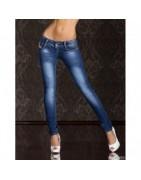 Jeans slim, skinny