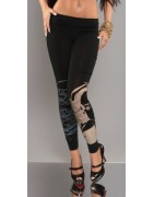 Leggings long ou court